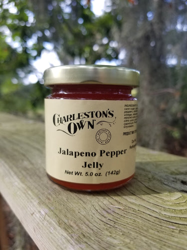 Charleston's Own Jalapeno Pepper Jelly