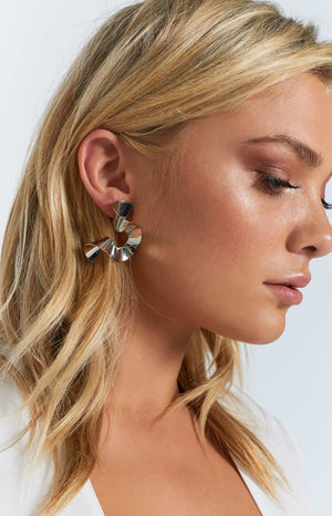 8 Other Reasons Joppie Earrings Silver