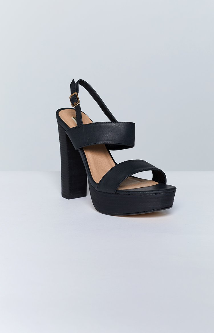 1823b860b7691 Billini Estella Heels Black