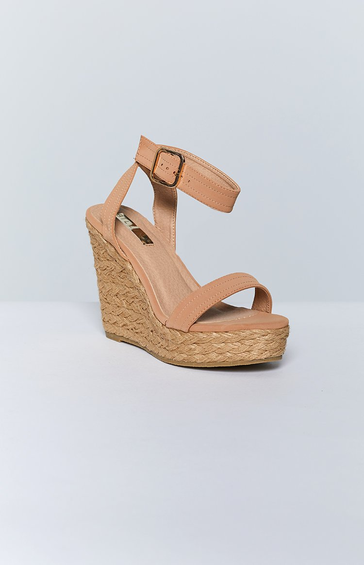 Billini Sintra Wedge Camel