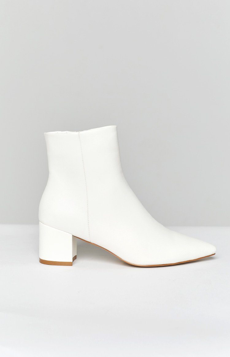 Billini Issie Boot White