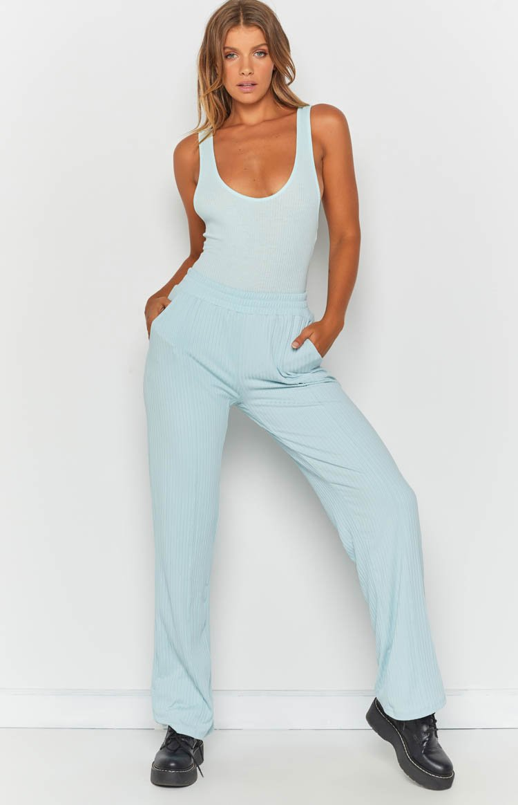 Sundial Pants Baby Blue