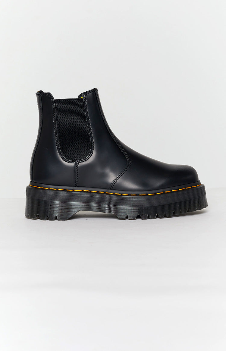 Dr. Martens 2976 Quad Chelsea Boot Black
