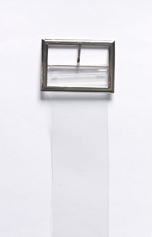 Eclat Page Wide Belt Transparent