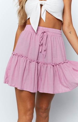 Effie Skirt Lilac