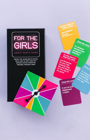 For The Girls Card Game
