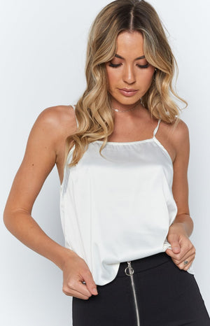 Harriet Top White