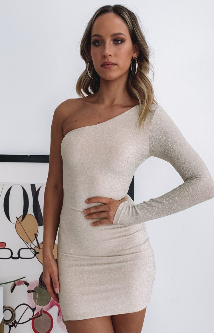https://files.beginningboutique.com.au/Insider+One+Shoulder+Party+Dress+Champagne.mp4