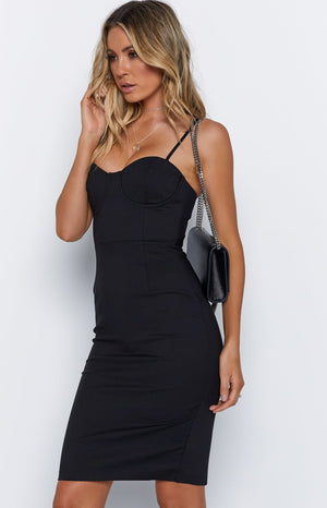 Joan Dress Black