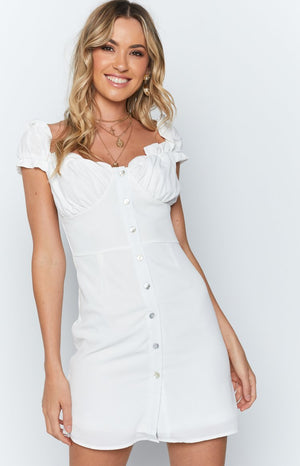 Kinsley Dress White