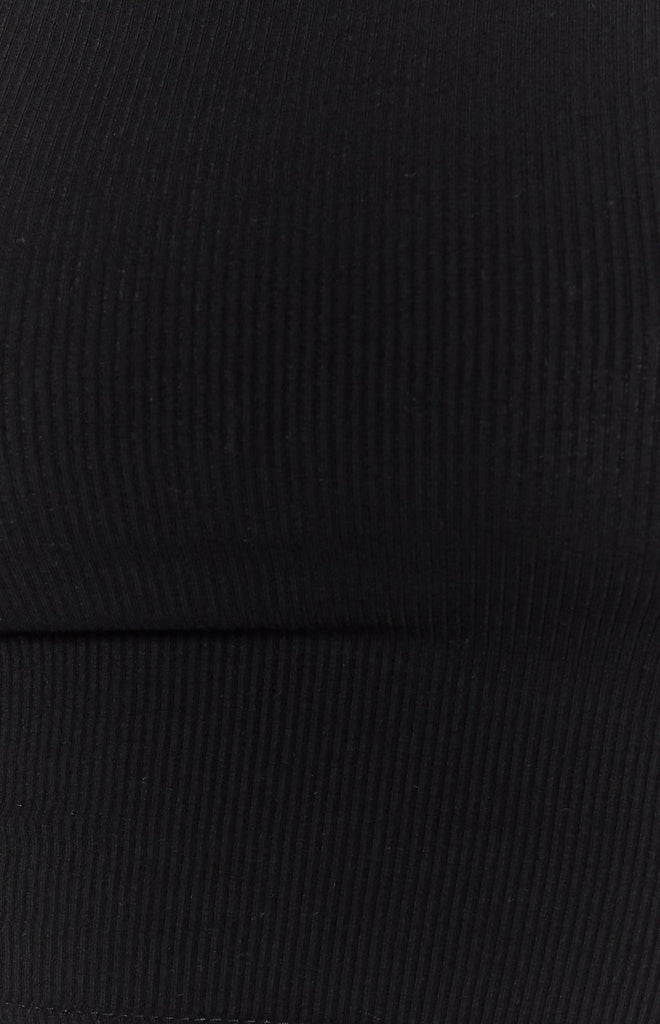 Clements Long Sleeve Top Black 3