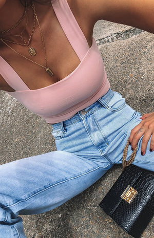 Nellie Crop Blush