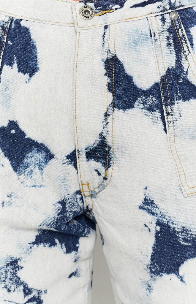 Origami Jeans Bleached Denim 10