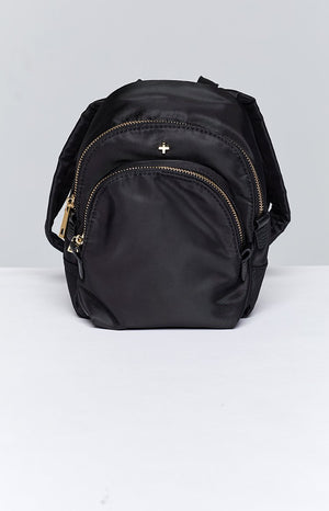 Peta & Jain Jordan Mini Back Pack Black
