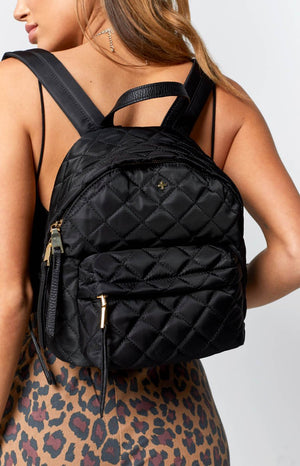 Peta & Jain Molly Back Pack Black