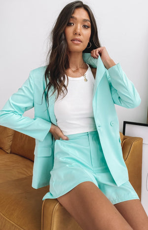 Teenage Dream Blazer Mint