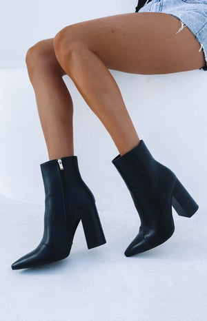 Billini Tio Boots Black