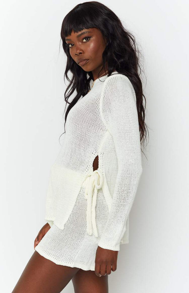 Wildflower Knit Two Piece Set White 7