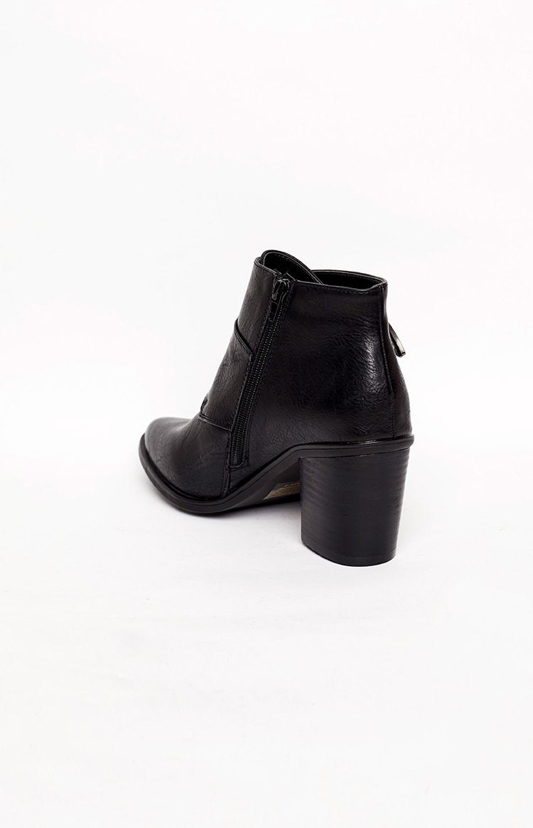 Therapy Malone Boots Black