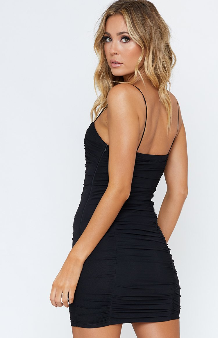 Saturday Sun Dress Black