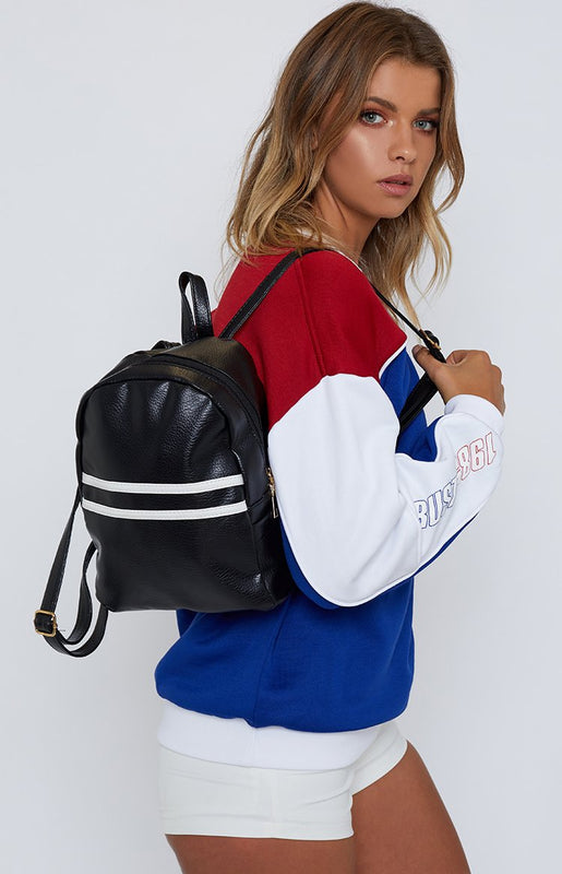 On The Field Backpack Black