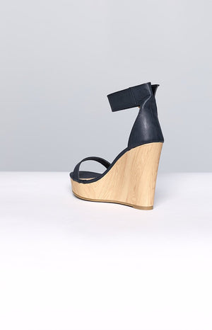 Billini Seychelles Wedges Black