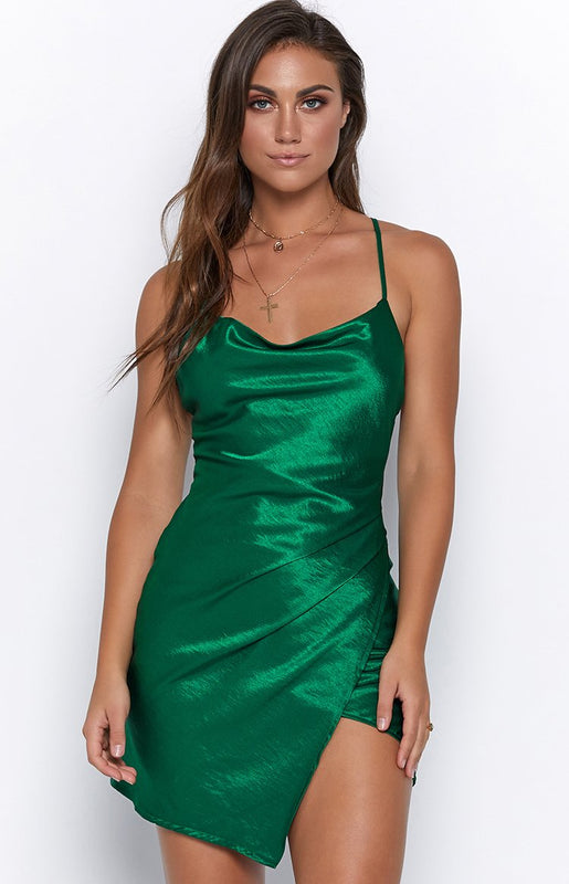 Skip The Day Dress Jade