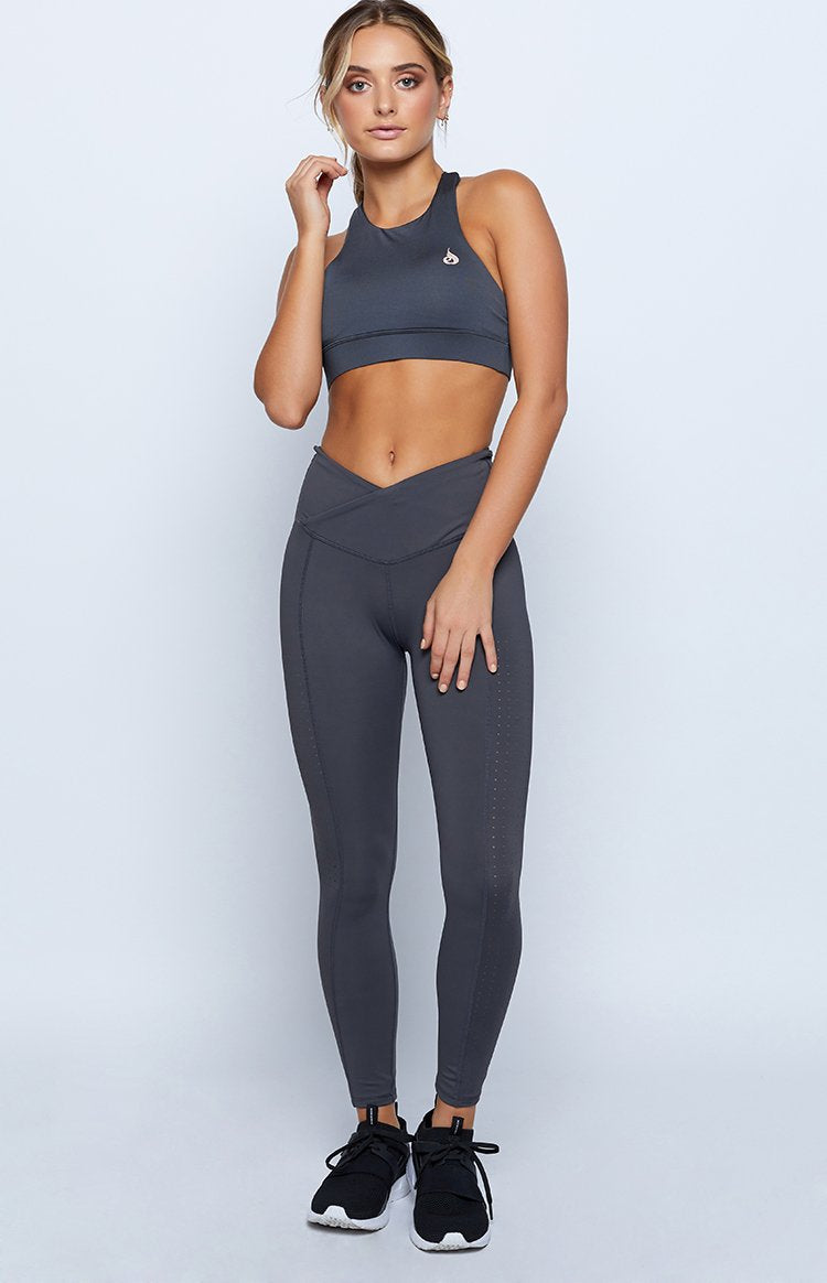 Ryderwear Flex 7/8 Leggings Charcoal