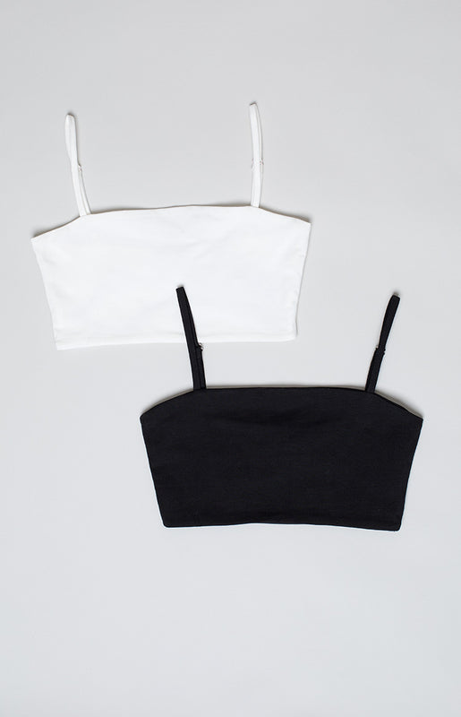Jane Crop 2 Pack