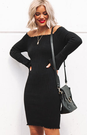Coven Dress Black