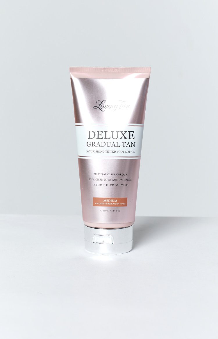 Loving Tan Deluxe Gradual Tan Medium