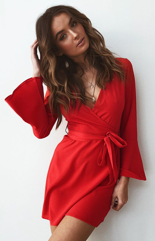 Formidable Dress Red