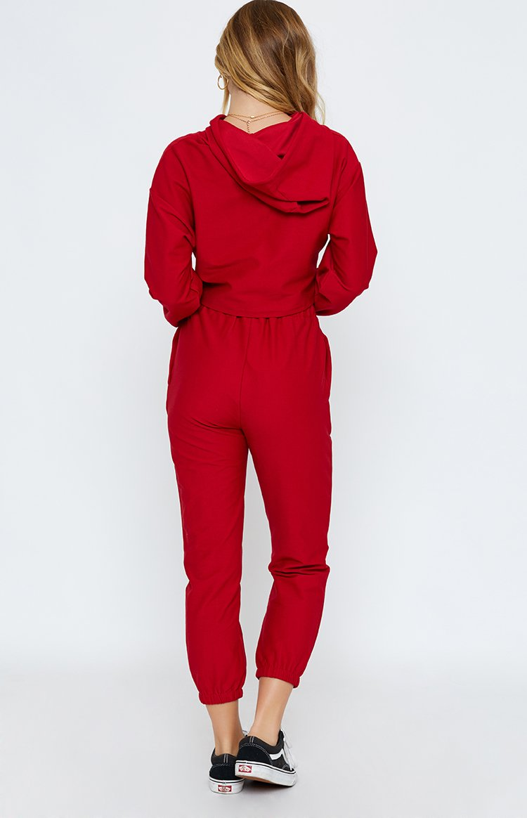 New Dawn Pants Red