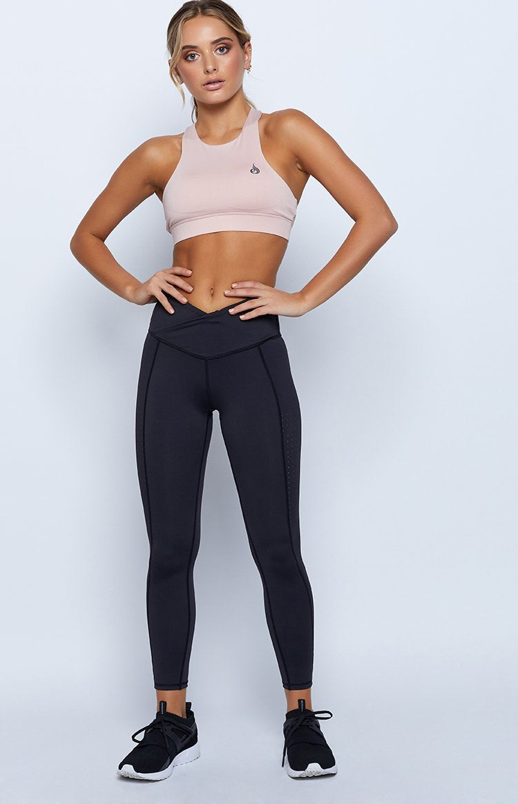 Ryderwear Flex 7/8 Leggings Black