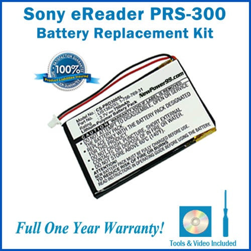 Battery For Sony 1-756-769-31 LIS1382 (S) - Extended Life - NewPower99 CANADA