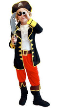 Load image into Gallery viewer, Halloween Costumes Kids Boys Pirate
