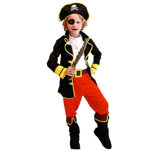 Halloween Costumes Kids Boys Pirate