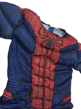 Load image into Gallery viewer, spiderman costume muscle halloween