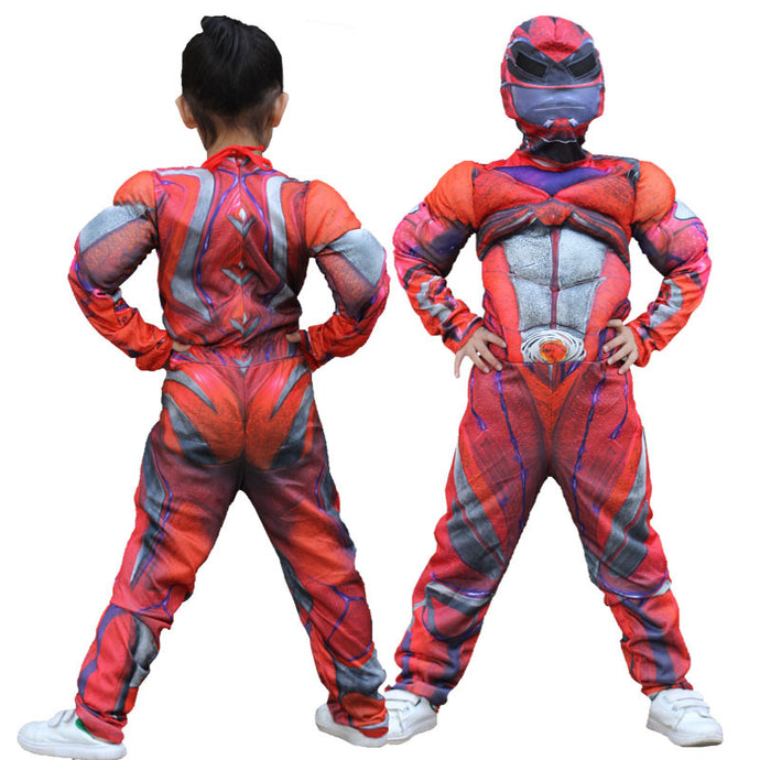 Superhero Kids Muscle Power Rangers