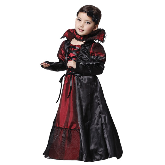 halloween costume for kids vampire