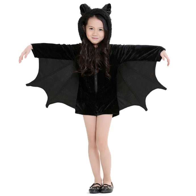 Child Animal Cosplay Cute Bat