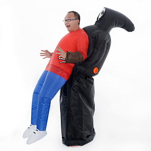 Ghost Inflatable Costume Adult