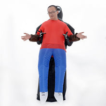 Load image into Gallery viewer, Ghost Inflatable Costume Adult