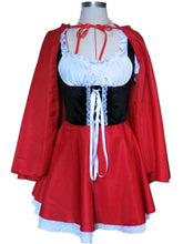 Load image into Gallery viewer, women  little red riding hood