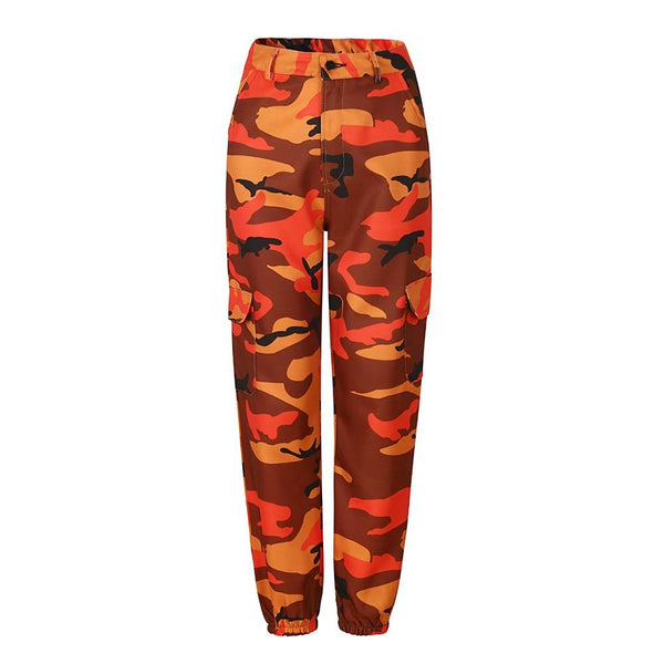 LADIES WOMENS CAMOUFLAGE CAMO ARMY MILITARY JOGGERS TROUSERS PANTS LEGGINGS CASUAL SPORTS JEGGINGS