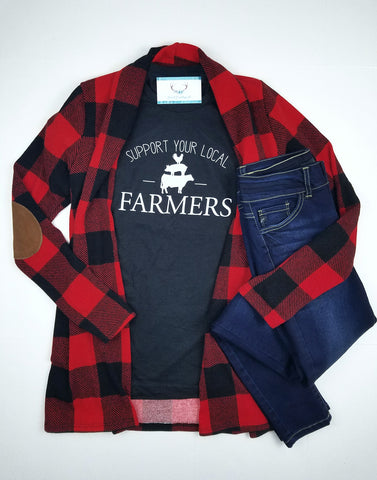 Support Farmers Tee