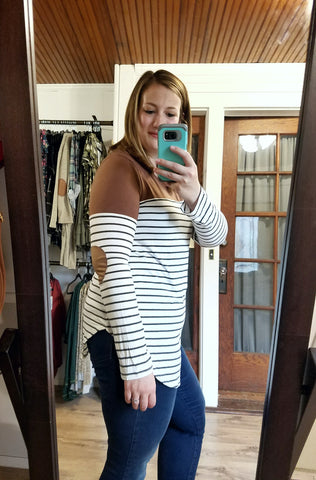 Everyday Stripe Top
