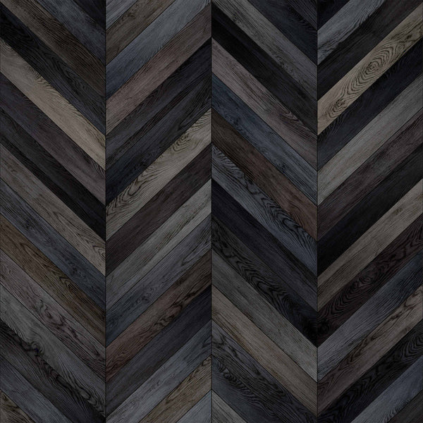 Chevron Wood Grain
