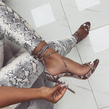 So Sophisticated Heel