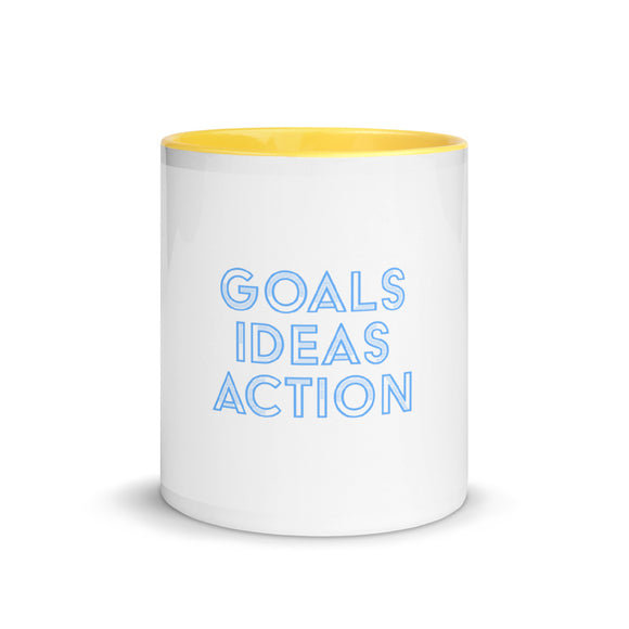 Take Action Mug - Calisa's Closet